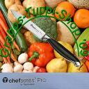 Tupperware D 138 Gemüsemesser